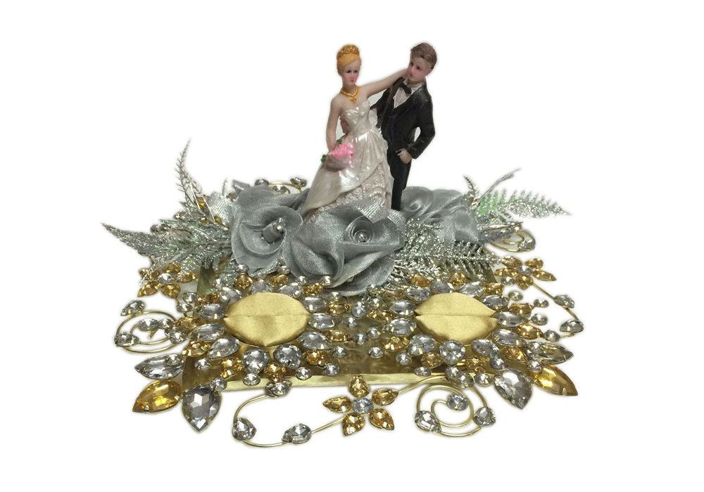 Wedding / Engagement Ring Platter