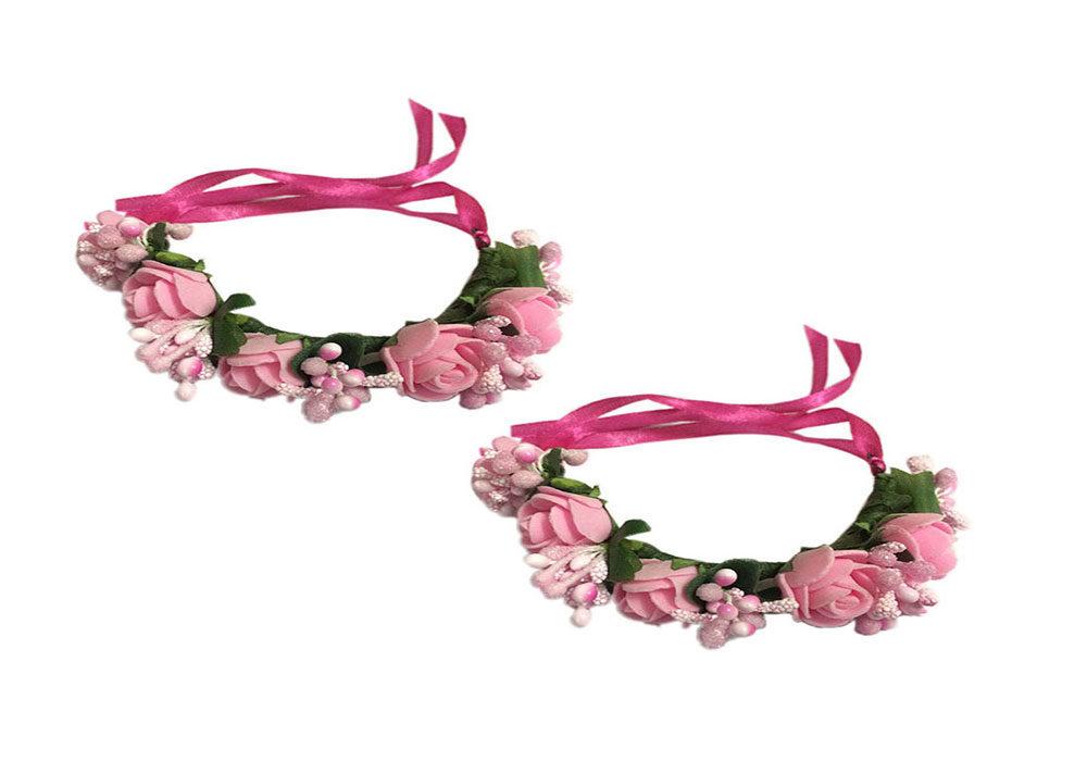 Floral Wrist Bands